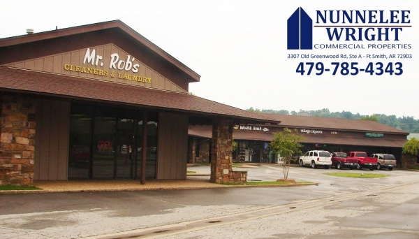 Listing Image #1 - Retail for lease at 8901 Jenny Lind Rd, Suite 11, Fort Smith AR 72908