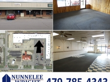 Retail property for lease in Roland, OK