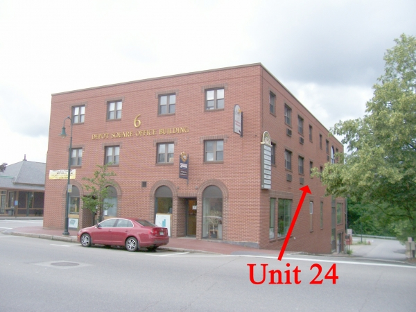 Listing Image #1 - Office for lease at 6 West Broadway, Unit 24, Derry NH 03038