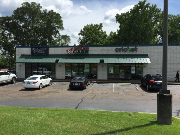 Listing Image #1 - Shopping Center for lease at 706 Hwy 80 East, Clinton MS 39060
