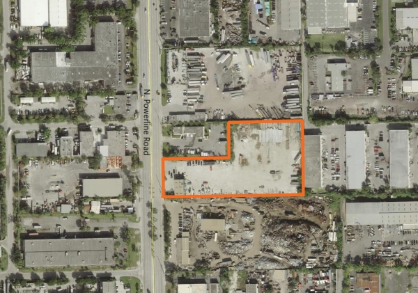 Listing Image #1 - Industrial for lease at 1660 N. Powerline Rd, Pompano Beach FL 33069