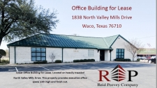 Listing Image #1 - Office for lease at 1838 North Valley Mills Drive, Waco TX 76710