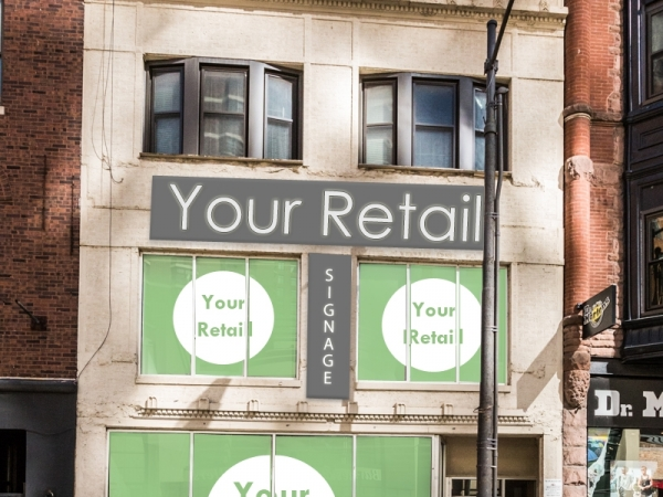 Listing Image #1 - Retail for lease at 1135 N. State St., Chicago IL 60661