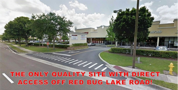 Listing Image #4 - Shopping Center for lease at 8085 Red Bug Lake Road, Oviedo FL 32765