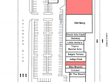 Listing Image #2 - Shopping Center for lease at 1550 South Colorado Boulevard, Denver CO 80222