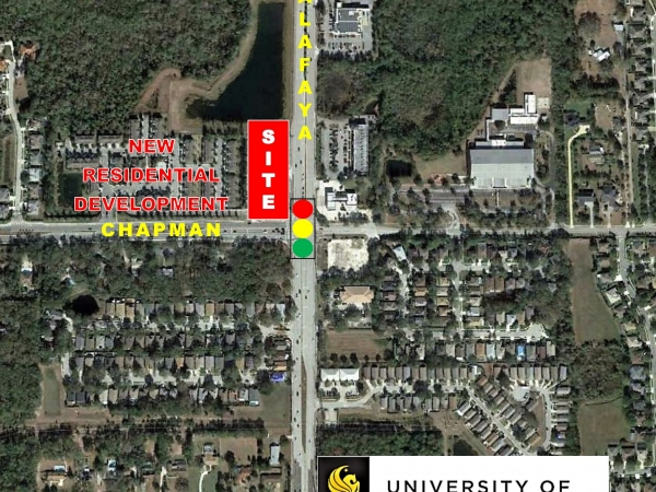 Listing Image #1 - Shopping Center for lease at 1984 Alafaya Trail, Oviedo FL 32765