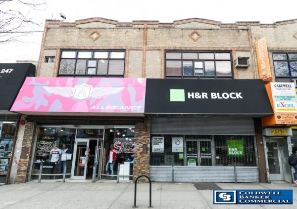 Listing Image #1 - Office for lease at 249-251 Utica Ave, Brooklyn NY 11213