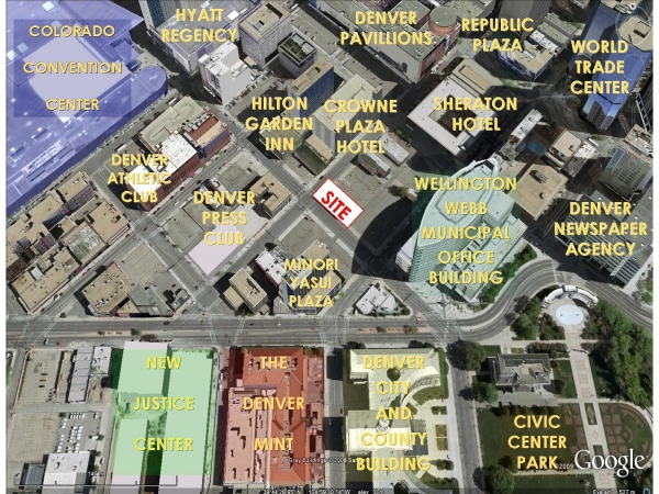 Listing Image #2 - Retail for lease at 323 14th Street, Denver CO 80202
