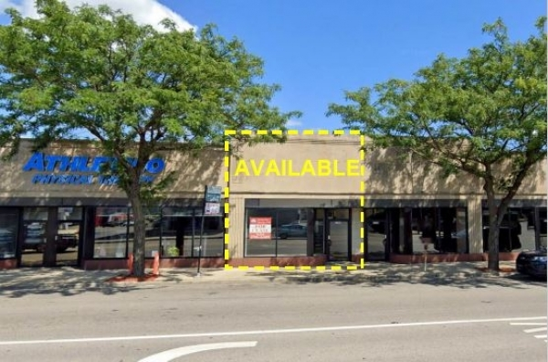 Listing Image #1 - Retail for lease at 7138 W Higgins Ave, Chicago IL 60656