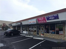 Retail for lease in Miramar, FL