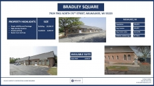 Retail property for lease in Milwaukee, WI