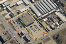 Retail property for lease in Hewitt, TX