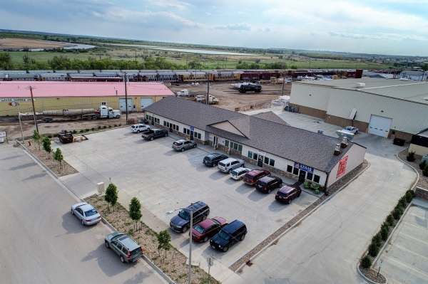 Listing Image #1 - Retail for lease at 107 8th Avenue S, Williston ND 58801