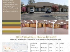 Office property for lease in Shawnee, KS