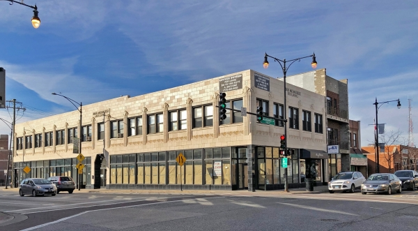 Listing Image #1 - Retail for lease at 4800 N. Milwaukee, Chicago IL 60630