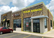 Listing Image #1 - Shopping Center for lease at 12750 S Route 59, Plainfield IL 60585