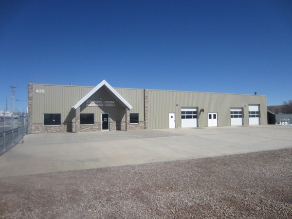 Listing Image #1 - Industrial for lease at 420 Creek Drive, Rapid City SD 57703