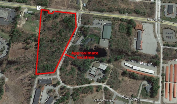 Listing Image #1 - Land for lease at 380 So. River Road, Bedford NH 03110