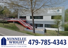 Office for lease in Fort Smith, AR