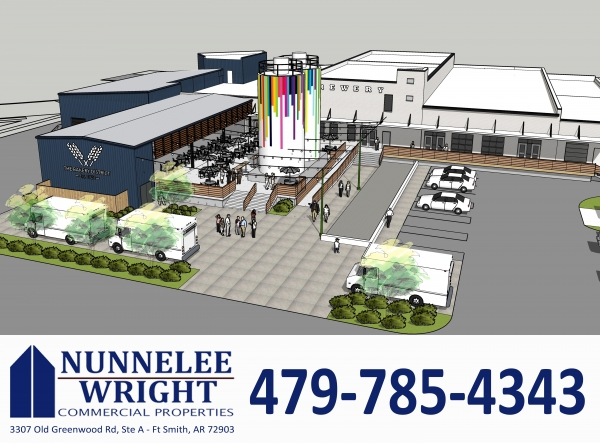 Listing Image #1 - Retail for lease at 70 South 7th St, Fort Smith AR 72901