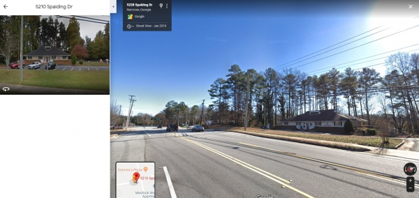 Listing Image #1 - Retail for lease at 5210 Spalding Dr, Norcross GA 30092