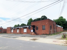 Industrial property for lease in Charlotte, NC