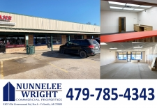Listing Image #1 - Retail for lease at 105 E Ray Fine Blvd, Roland OK 74954