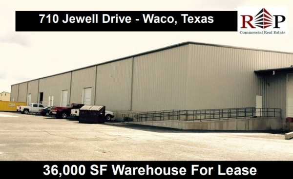 Listing Image #1 - Industrial for lease at 710 Jewell, Waco TX 76712