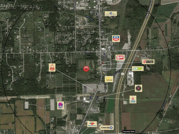 Listing Image #2 - Retail for lease at 66459 Van Dyke Road, Washington MI 48095