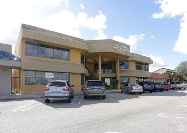 Listing Image #2 - Office for lease at 9724 W Sample Rd, Coral Springs FL 33065