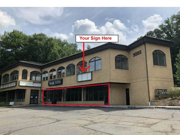 Listing Image #1 - Multi-Use for lease at 3025 Route 10, Denville NJ 07834