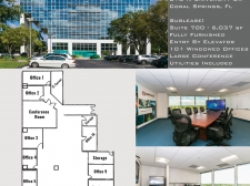 Office for lease in Coral Springs, FL