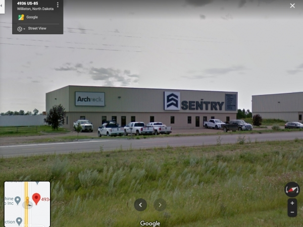 Listing Image #1 - Industrial for lease at 4934 US Hwy 85, Williston ND 58801