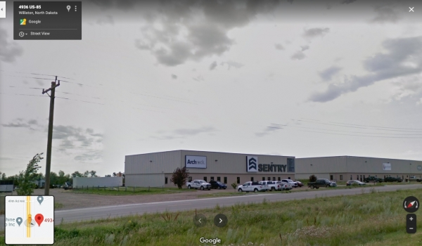 Listing Image #2 - Industrial for lease at 4934 US Hwy 85, Williston ND 58801