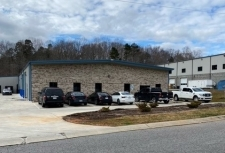 Industrial property for lease in Denver, NC