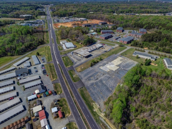 Listing Image #2 - Land for sale at 1074 Freeway Drive, Reidsville NC 27320
