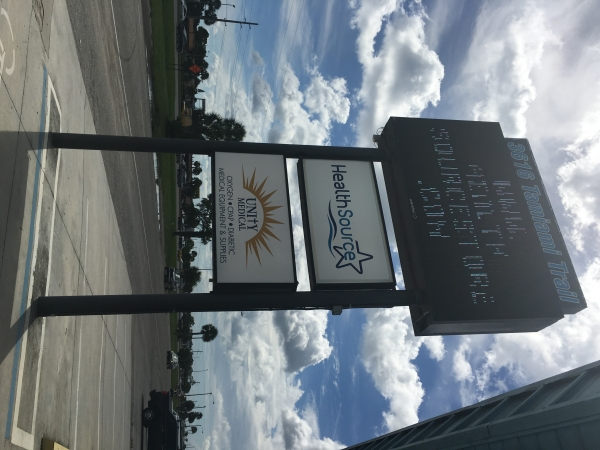 Listing Image #2 - Retail for sale at 3616 Tamiami Trail, Port Charlotte FL 33952