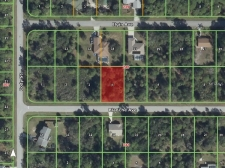 Listing Image #1 - Land for sale at 18344 BLANCHE AVENUE, PORT CHARLOTTE FL 33948