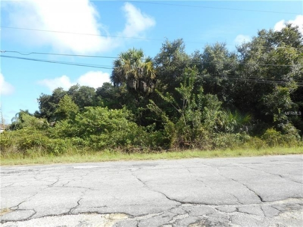 Listing Image #1 - Land for sale at SKYWAY AVENUE, NORTH PORT FL 34288