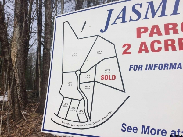 Listing Image #2 - Land for sale at 14 JASMINE RD, Stephentown NY 12168
