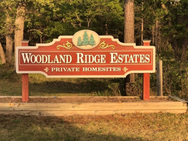 Listing Image #1 - Land for sale at 5673 Winters Edge Unit 40, Indian River MI 49749