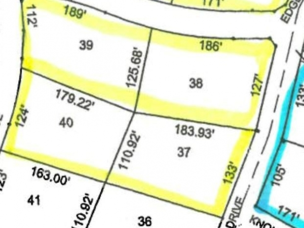 Listing Image #2 - Land for sale at 5673 Winters Edge Unit 40, Indian River MI 49749