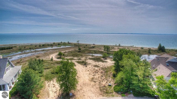 Listing Image #3 - Land for sale at Bay Harbor Club Drive, Kewadin MI 49648