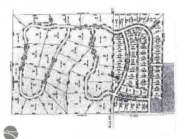 Listing Image #1 - Land for sale at Lot 19 Bramblewood Drive, Cadillac MI 49601