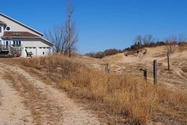 Listing Image #2 - Land for sale at N Sahara Trail, Mears MI 49436