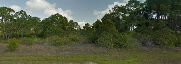 Listing Image #1 - Land for sale at 14865 SAN DOMINGO BOULEVARD, PORT CHARLOTTE FL 33981