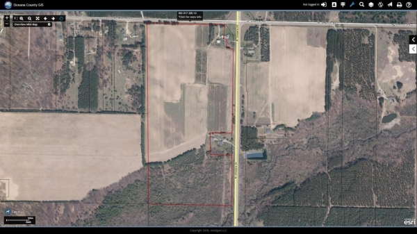 Listing Image #1 - Land for sale at #3 VL W Oceana Drive, Pentwater MI 49449