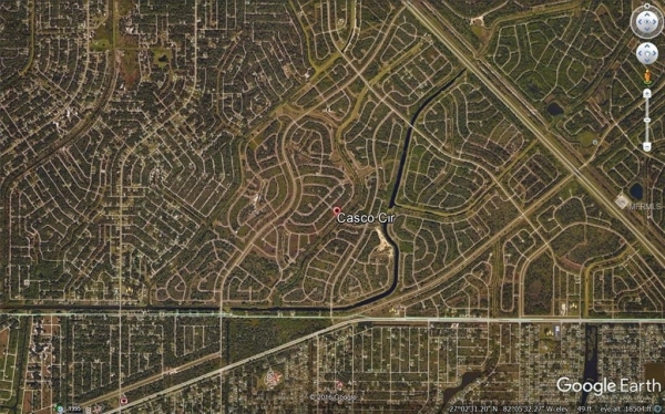 Listing Image #3 - Land for sale at CASCO CIRCLE, NORTH PORT FL 34288