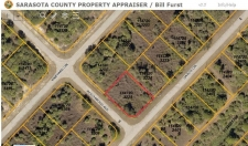 Listing Image #1 - Land for sale at CASCO CIRCLE, NORTH PORT FL 34288