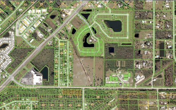 Listing Image #3 - Land for sale at 5390 WILSON DRIVE, PUNTA GORDA FL 33982